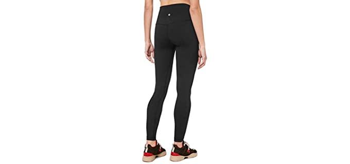 Lululemon Women's Full Length Yoga Pants - Best Yoga Pants