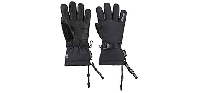 Marmot Women's Randonnee Glove - Extreme Cold Weather Gloves