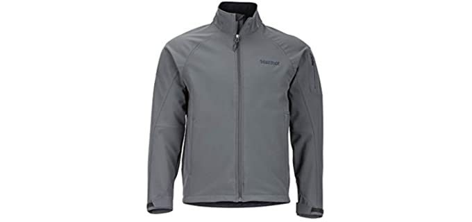Marmot Men's Waterproof Softshell - Best Waterproof Softshell Jacket