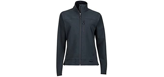 Marmot Women's Softshell Jacket - Nylon;Waterproof;Breathable