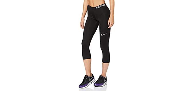 Nike Women's Black Athletic Leggings - Workout Leggings for Women