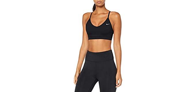 Nike Women's Pro Indy High Impact Sports Bra - Best Nike High Impact Sports Bra