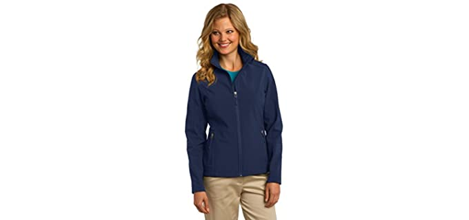 Port Authority Women's Core - Softshell Jacket