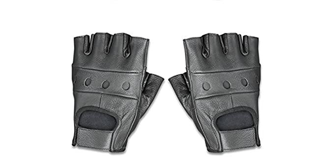 Raider BCS driver gloves