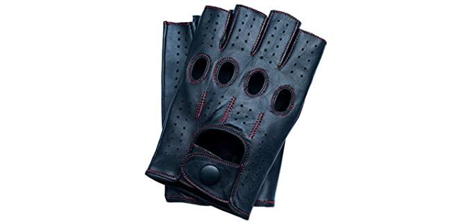 Riparo Men's Motorsports - Driving Gloves