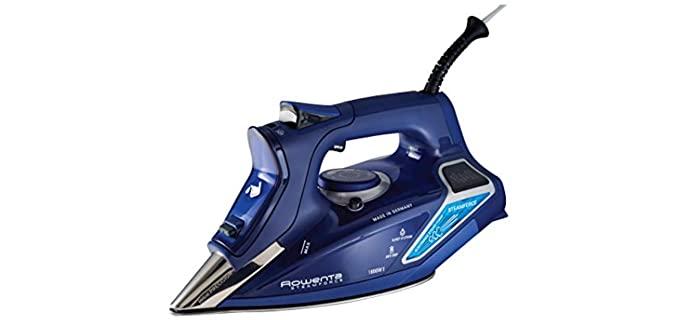 Rowenta 's Stainless Iron - Rowenta DW9280 Reviews