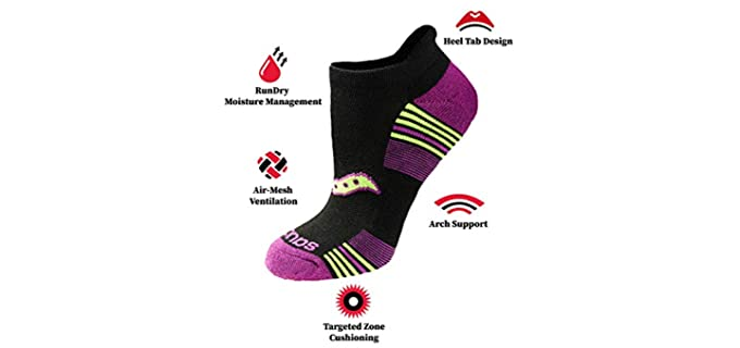 Saucony Comfortable Socks