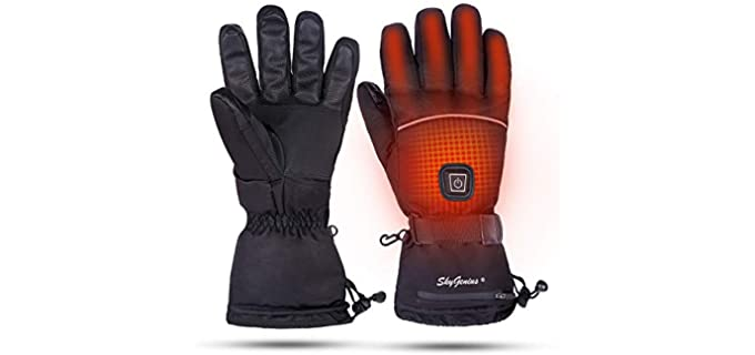 SkyGenius Unisex Heated - Heated Gloves