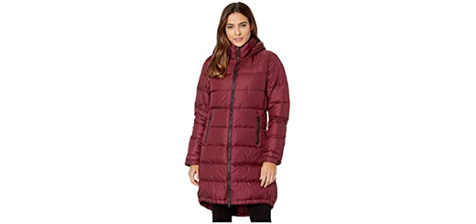 The North Face Women's North Face Metropolis Parka III - Best Coat for Women