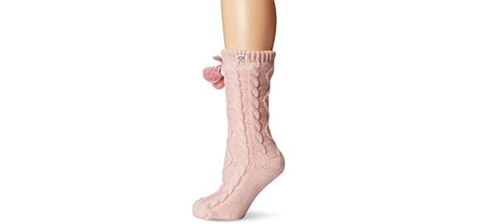 UGG Unisex Crew Length Socks - Best Winter Socks