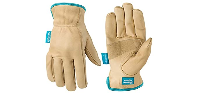 Work Gloves Leather