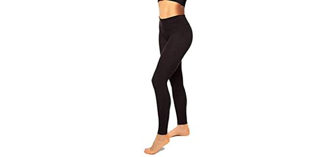 Clasmix Women's High Waist - Black Legging