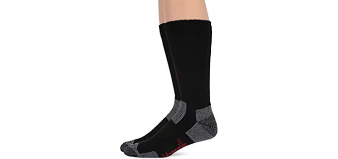 Wrangler Women's Steel Toe - Work Socks