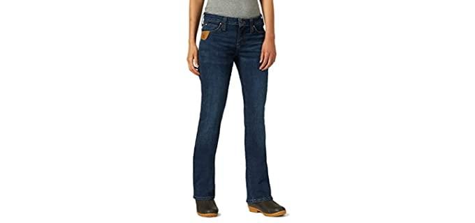 Wrangler Women's Workwear Jeans - Best Work Jeans for Women