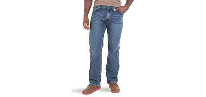 Wrangler Men's Comfort Flex - Work Jean