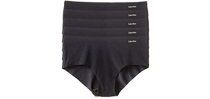 Calvin Klein Women's Invisibles - Leggings Hipster Underwear