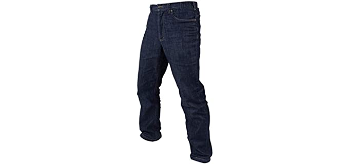 Condor Men's Cipher - Tactical Jeans for Concealed Carry