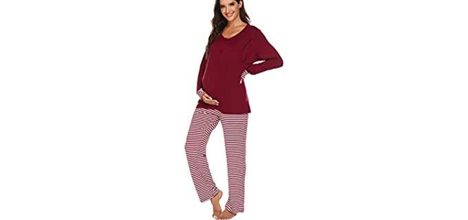 Pyjamas for Postpartum