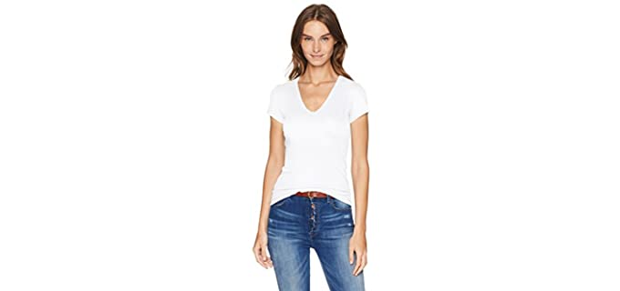Enza Women's Essential - Supima Cotton Shirt for Jeans