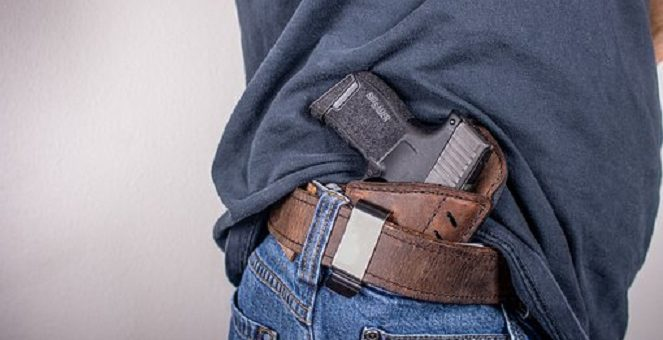 Jeans for Concealed Carry