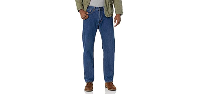 Levi's Men's 505 - Jeans for a Beer Belly