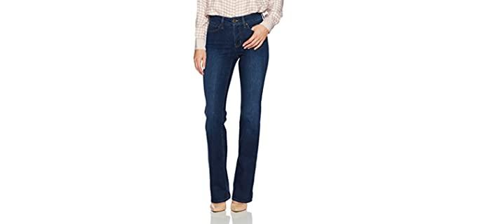 NYDJ Women's Barbara - Curvy Petite's Jeans