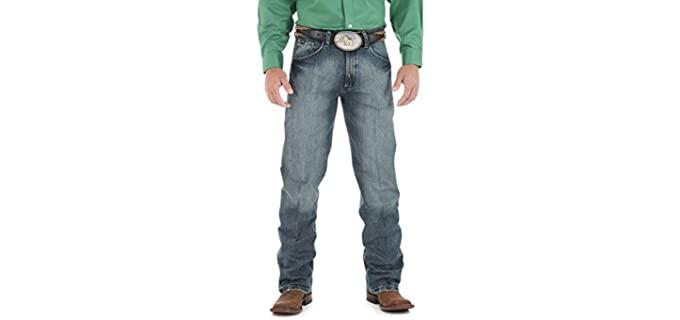 Wrangler Men's 20X - Jeans for Cowboy Boots