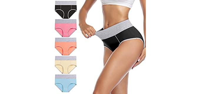 Apple Shape Underwear