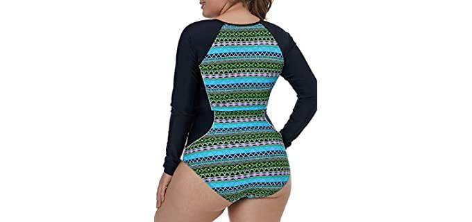 Swimsuit for Curvy Women