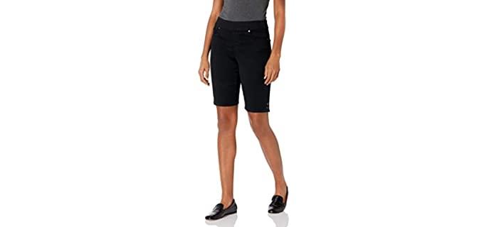 Gloria Vanderbilt Women's Plus Size - Shorts for a Curvy Plus Sizes
