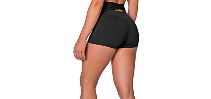 Kamo Women's Fitness - Pole Dancing Shorts