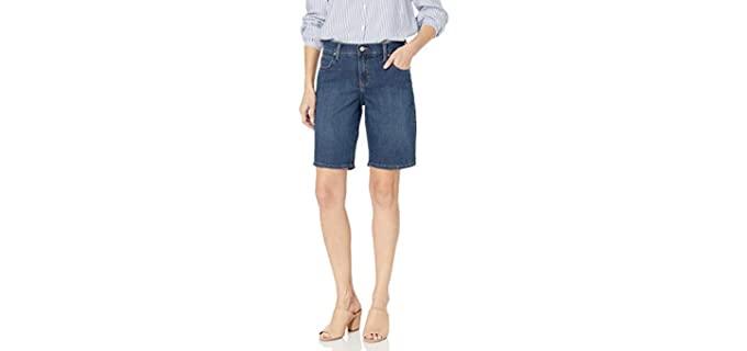 Lee Women's Bermuda - Shorts for Apple Shape