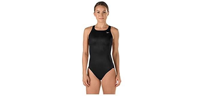 Speedo 's Aquablade - Teenage Girl Bathing Suit