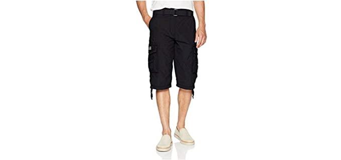 Unionbay Men's Cordova - Short for Skinny Legs