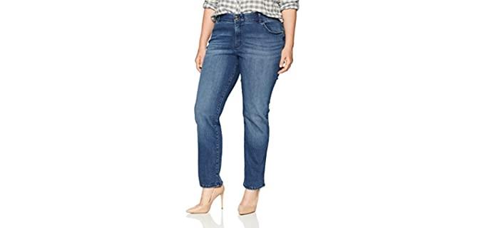 Lee Women's Flex Motion - Plus Size Jeans