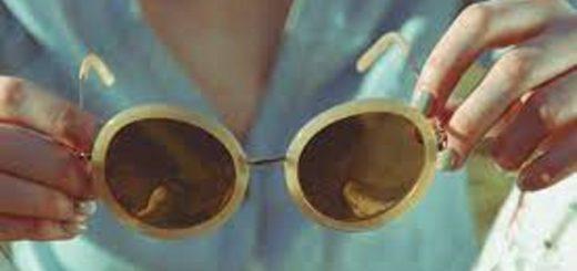 Small Retro Sunglasses