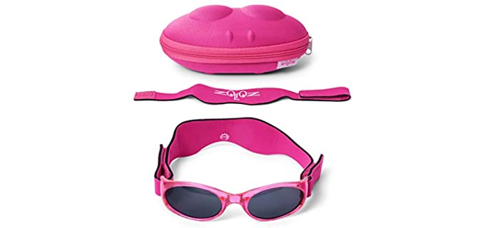 Tuga Kid's Adjustable - Sunglasses for Younger Kids
