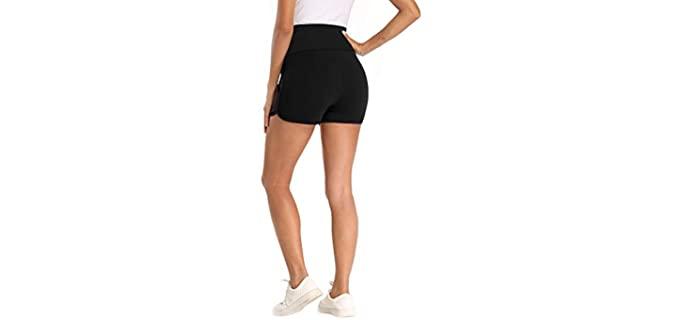 Flat Bum Shorts