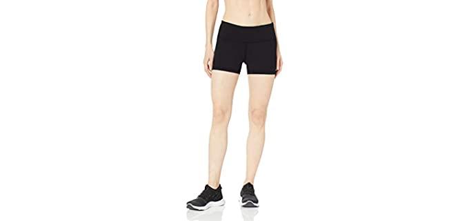 Amazon essentails Women's Studio - Shorts for Hot Yoga