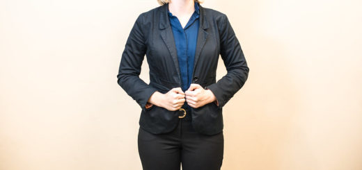 Business Suits for a Large Bust