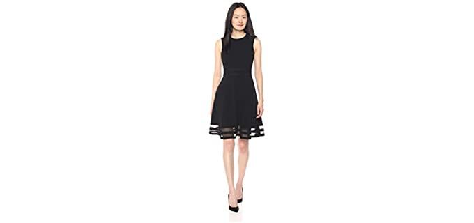 Calvin Klein Women's Sleeveless - Dinner Date Dress