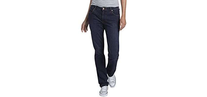Dickies Women's Perfect Shape - Jeans for Concealed Carry