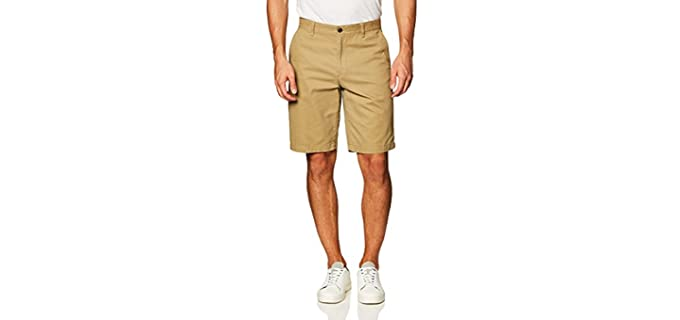 Dockers Men's Perfect Short - Shorts for Skinny Legs