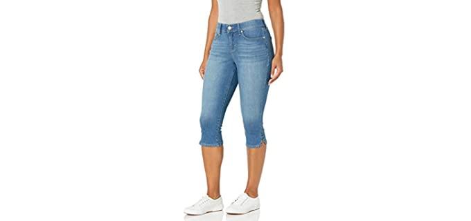 Gloria Vanderbilt Women's Comfort Curvy - Curvy Fit Jeans