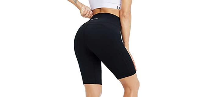 Hotsuit Women's High Waist - Shorts for Hot Yoga