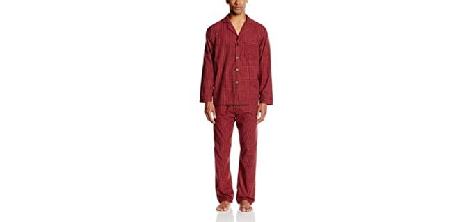 Hanes Men's Plain-Weave - Winter Pyjamas