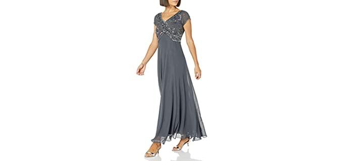 J Kara Women's Cap - Formal Dress for a Honeymoon
