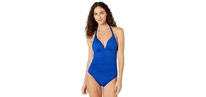 La Blanca Men's Island Goddess - Swimsuit to Hide a Tummy