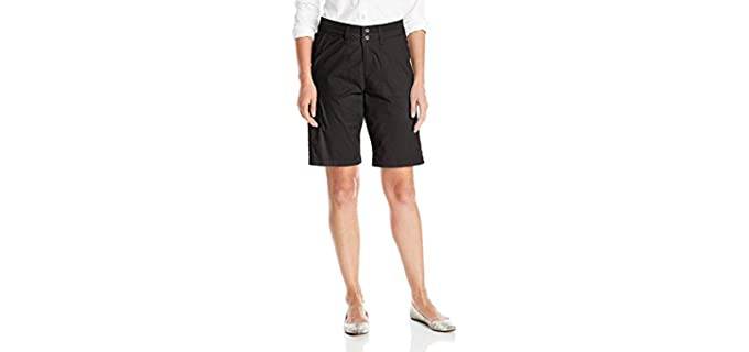 Missy Lee Women's Relaxed Fit - Shorts for a Flat Bum