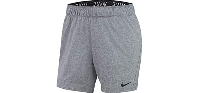 Nike Women's Dry - Gym Shorts
